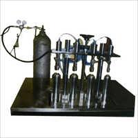 Aerosol Nitrogen Gas Filling Machine