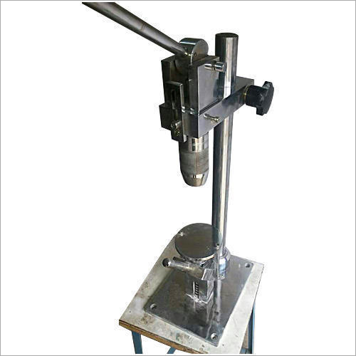 Aerosol Hand Crimping Machine