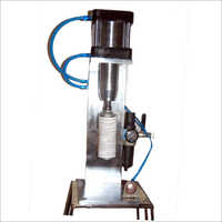Aerosol D Crimping Machine