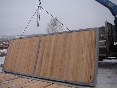 Wooden Drilling Mats