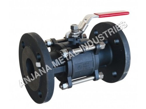 CI and CS Ball Valves Flange End Ball Valves
