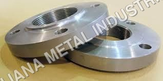 Threaded Steel Flange