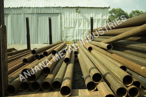 Round Metal Tubes