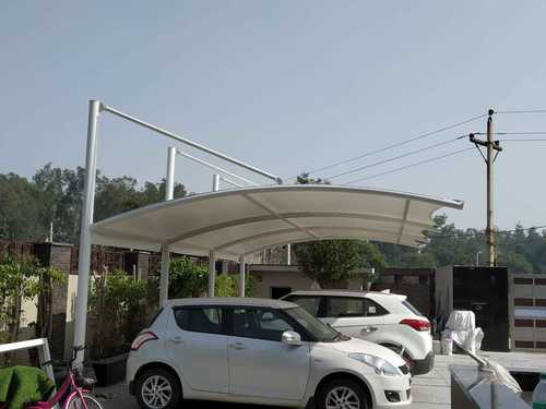 Customize Car Parking Tensile Structure
