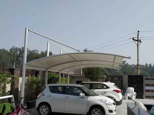 Customize Car Parking Tensile Structure