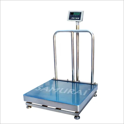 Professional Weighing Platform Scale with 304 Stainless Steel Platform