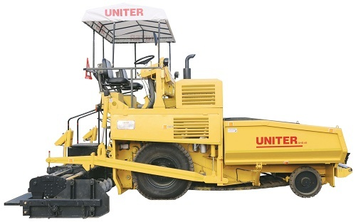 Road Paver Machine Price