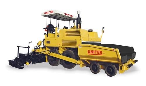 Uniter Road Paver