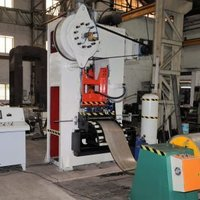 Single Action Die Cushioning Press Machine