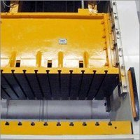 Single Action Two Point Die Cushioning Machine
