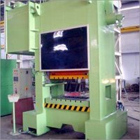 Single Action High Speed Blanking Machine