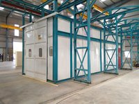 Dry Type Paint Booths
