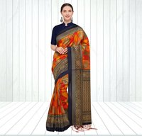 Stylish Mysore Silk Saree
