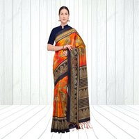 Attractive Mysore Silk Saree