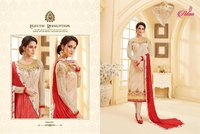 Wedding Georgette Designer Suits