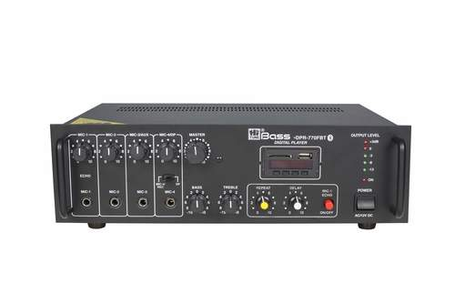 FBT Series PA Amplifier HDPR-770FBT
