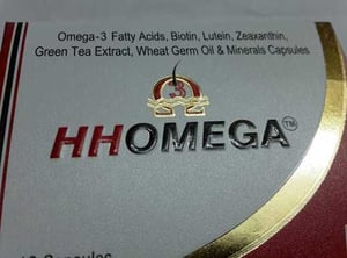 omega 3 fatty acids biotin lutein zeaxanthin green tea minerals capsules
