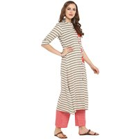 Printed Cotton Ladies Kurtas