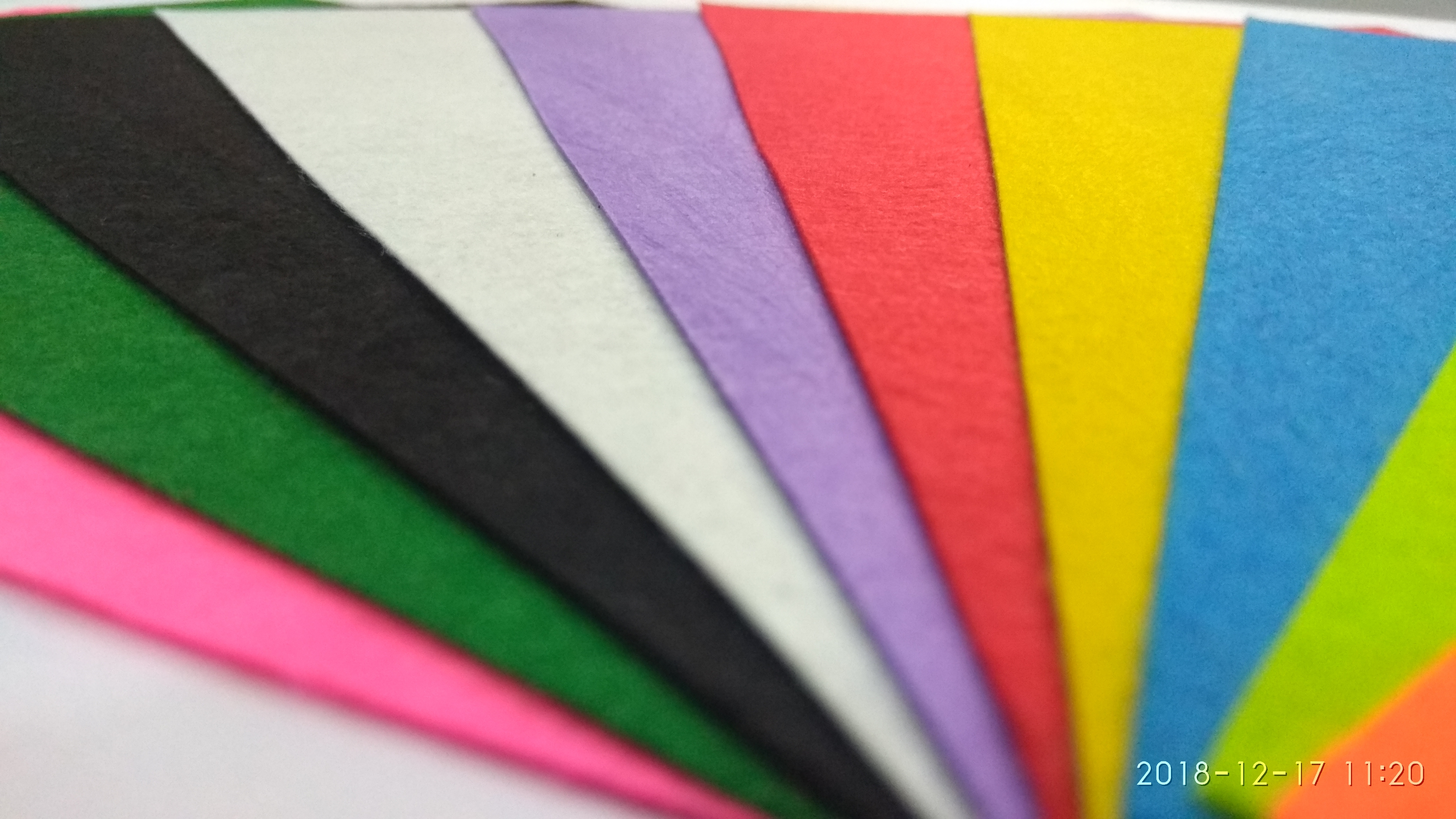 Craft Villa Neon Glitter Sheet