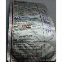 cefixime  ofloxacin tablets
