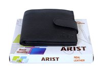 Black Formal leather Wallet