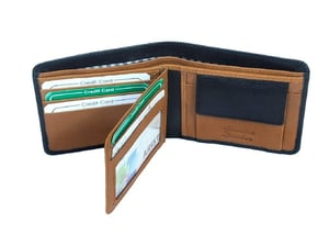 Casual Leather Wallet