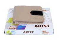 Short Designer Leather Wallet