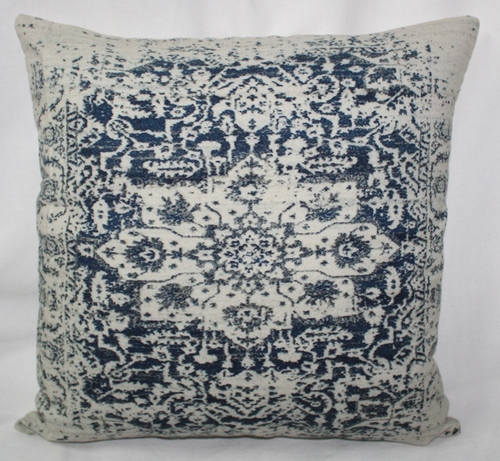 Stonewash Print Cushion Cover