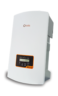Solis Inverter 5kw - 4G Three Phase