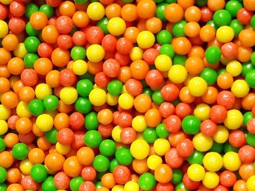 Fruit Flavoured Balls