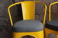 Industrial Metal Tolix Chair
