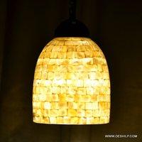 Mixed Star Hanging Lamp