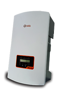 12kw - 4G Three Phase Solis Inverter
