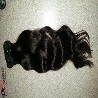 100% Cuticle Temple Hair