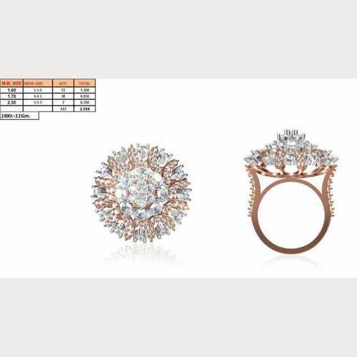 Jc diamond ring