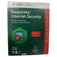 Kaspersky Internet Security 1pc 3 Year