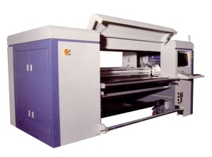 Direct to Fabric Textile Printing