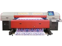 Textile Printer with Pigment Ink