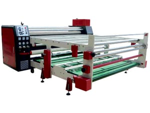 Heat Transfer Machine for Textile Flatbed/Roll to Roll