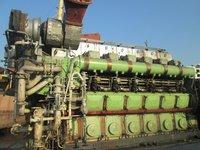Man B&W 12V32/40 Marine Engine Year 2003
