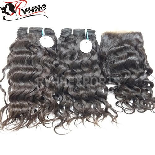 9a Grade Indian Virgin Wave 100 Percent Human Hair India