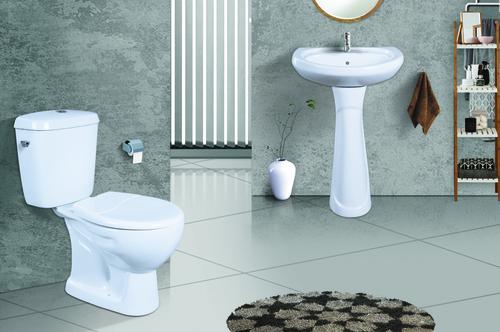 Ceramic Sanitary Ware Suite