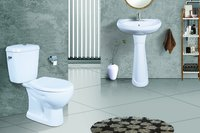Ceramic Sanitary Ware Suite
