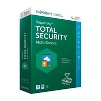 Kaspersky Total Security - 1 PC 3 Year
