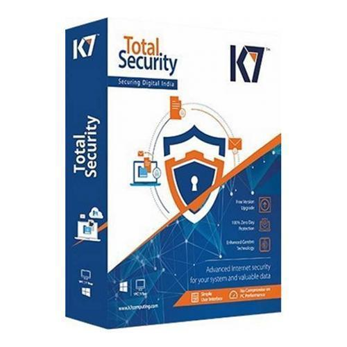 K7 Total Security 10 PC 3 Year