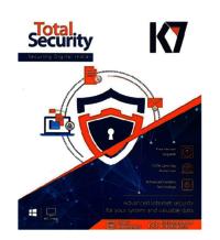 K7 Total Security 3 PC 1 Year