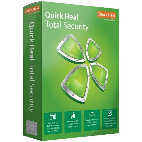 Quick Heal Total Security 3 PC 3 Year