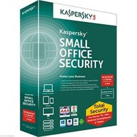 Kaspersky Small Office Security For 10 PC