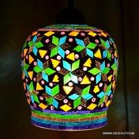 DECOR MOSAIC WALL LAMP