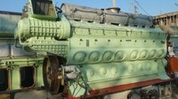 EMD 16-645-E8 Marine Engine